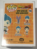 Super Saiyan God Vegeta DBZ Funko Pop Metallic Gamestop Exclusive - Vaulted Collection LLC