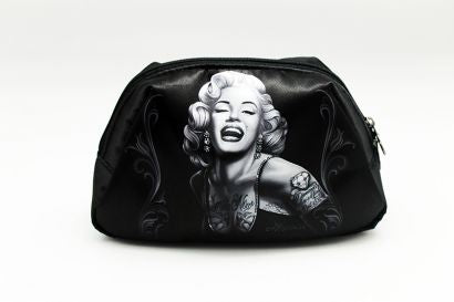 Bombshell Coin Purse/Makeup Bag
