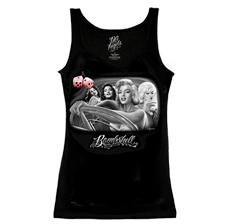 Bombshell Ladies Tank