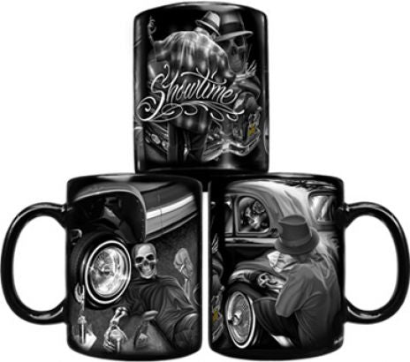 Ceramic Coffee Mug- Showtime