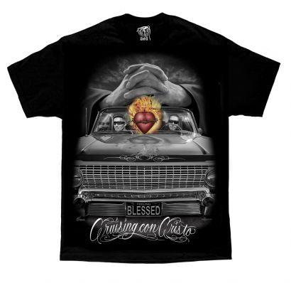 Cruising Con Cristo Men's Tee