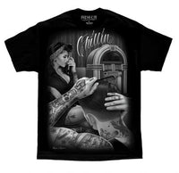 Fresh Cut- Chillin Men's Tee
