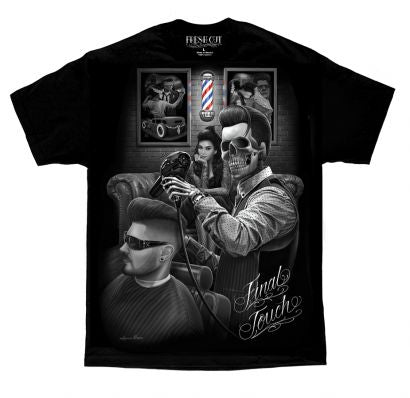 Fresh Cut- Final Touch Men's Tee