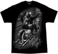 ROD- Ride It Like You Stole It Men's Tee