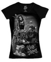 RODC Bonnie And Clyde Dirty Money V-Neck