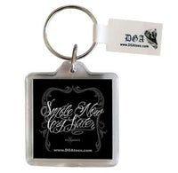 Smile Now Keychain