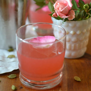 Elderflower Rose Gimlet