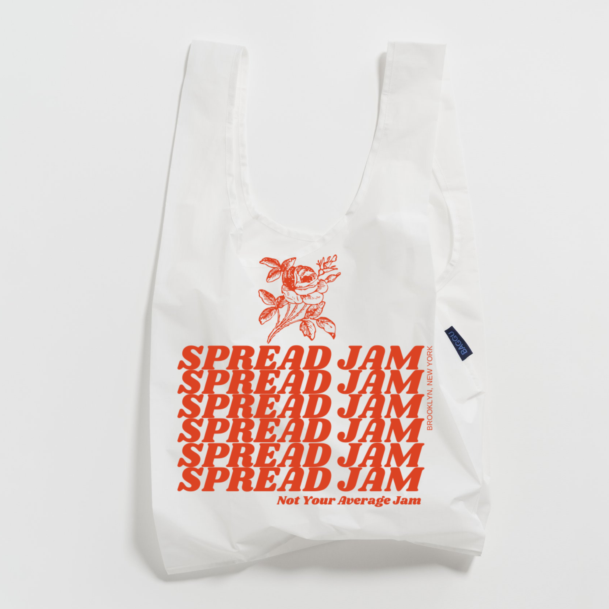 Spread Jam Tote Bag