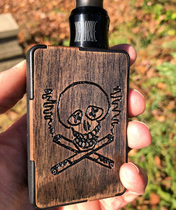 """Vape = Life"" Custom Panels for Pulse 80w and Pulse X BF-BC Custom Design"