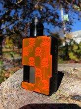 Load image into Gallery viewer, Skulls Acrylic Custom Panels for Pulse 80w and Pulse X BF-BC Custom Design