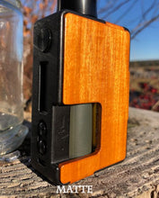 Load image into Gallery viewer, Paela Wood Custom Panels for Pulse 80w and Pulse X BF-BC Custom Design