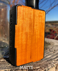 Paela Wood Custom Panels for Pulse 80w and Pulse X BF-BC Custom Design