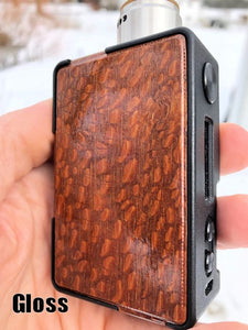 Leopardwood Custom Panels for Pulse 80w and Pulse X BF (Three finishes)-BC Custom Design