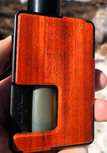Load image into Gallery viewer, Padauk Custom Panels for Pulse 80w and Pulse X BF-BC Custom Design