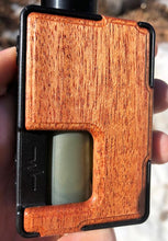 Load image into Gallery viewer, African Mahogany Custom Panels for Pulse 80w and Pulse X BF (Semi-Gloss)-BC Custom Design