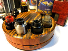 Load image into Gallery viewer, Rotating Atty Holder - Tiger Figured Maple-BC Custom Design