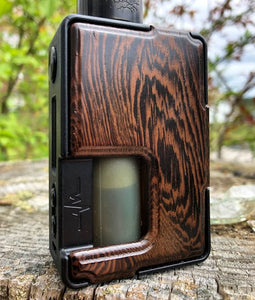 Wenge Custom Panels for Pulse 80w and Pulse X BF (Semi-Gloss)-BC Custom Design