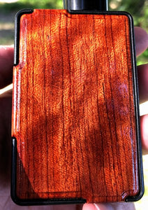 Bubinga Custom Panels for Pulse 80w and Pulse X BF-BC Custom Design