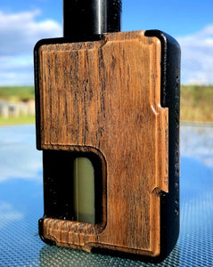 "Oak ""Barn Board"" Custom Panels for Pulse 80w and Pulse X BF-BC Custom Design"