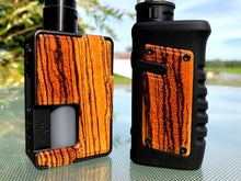 Load image into Gallery viewer, Zebrawood Custom Panels for Pulse 80w and Pulse X BF (Gloss)-BC Custom Design