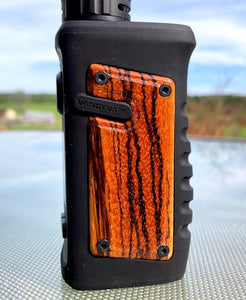 Zebrawood Custom Panels for Jackaroo (Gloss)-BC Custom Design