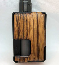 Load image into Gallery viewer, Zebrawood Custom Panels for Pulse 80w and Pulse X BF (Semi-Gloss)-BC Custom Design