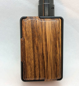 Zebrawood Custom Panels for Pulse 80w and Pulse X BF (Semi-Gloss)-BC Custom Design