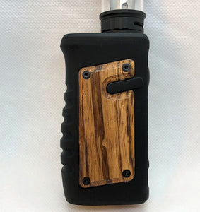 Zebrawood Custom Panels for Jackaroo (Semi-Gloss)-BC Custom Design