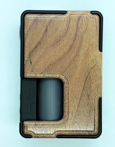 Walnut Natural Custom Panels for Pulse 80w and Pulse X BF (Semi-Gloss)-BC Custom Design
