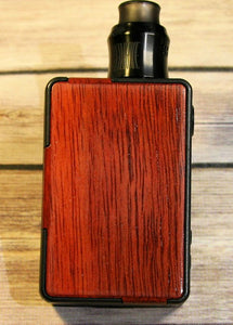 Bloodwood Custom Panels for Pulse 80w and Pulse X BF-BC Custom Design
