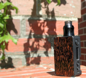 Black Palm Custom Panels for Pulse 80w and Pulse X BF-BC Custom Design