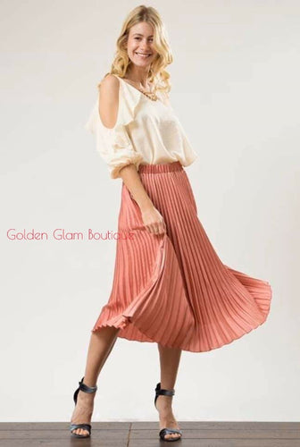 Pretty in Pleats