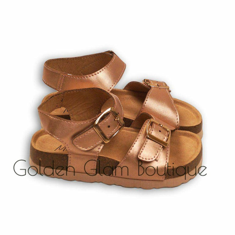 Leather Sandals - KIDS