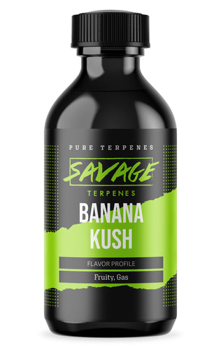 Banana Kush Terpenes with Free Shipping