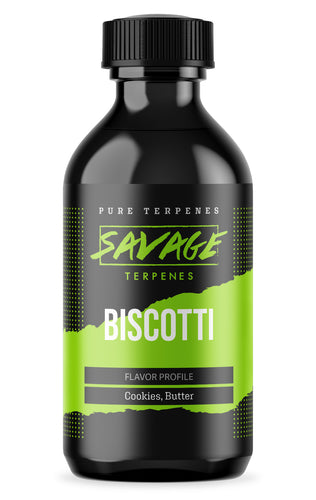 Biscotti Terpenes with Free Shipping