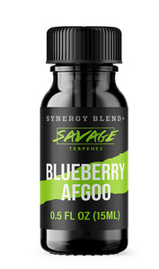 Blueberry Afgoo Terpenes with Free Shipping