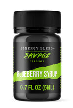 Load image into Gallery viewer, Blueberry Syrup Terpenes with Free Shipping