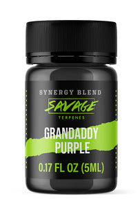 Grandaddy Purple Terpenes with Free Shipping