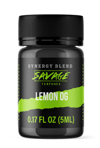 Lemon OG Terpenes with Free Shipping