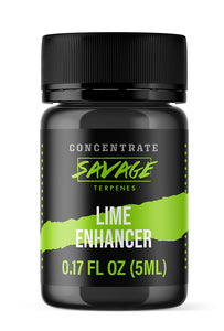 Lime Enhancer Terpenes with Free Shipping