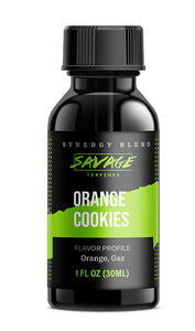Orange Cookies Terpenes with Free Shipping