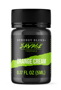 Orange Cream Terpenes with Free Shipping