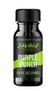 Purple Punch Terpenes with Free Shipping