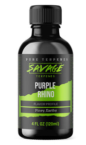 Purple Rhino Terpenes with Free Shipping