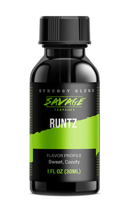 Runtz Terpenes with Free Shipping