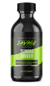 Sundae Driver Terpenes with Free Shipping