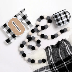 White Buffalo Plaid