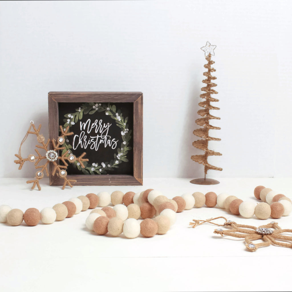 Farmhouse Neutral Christmas