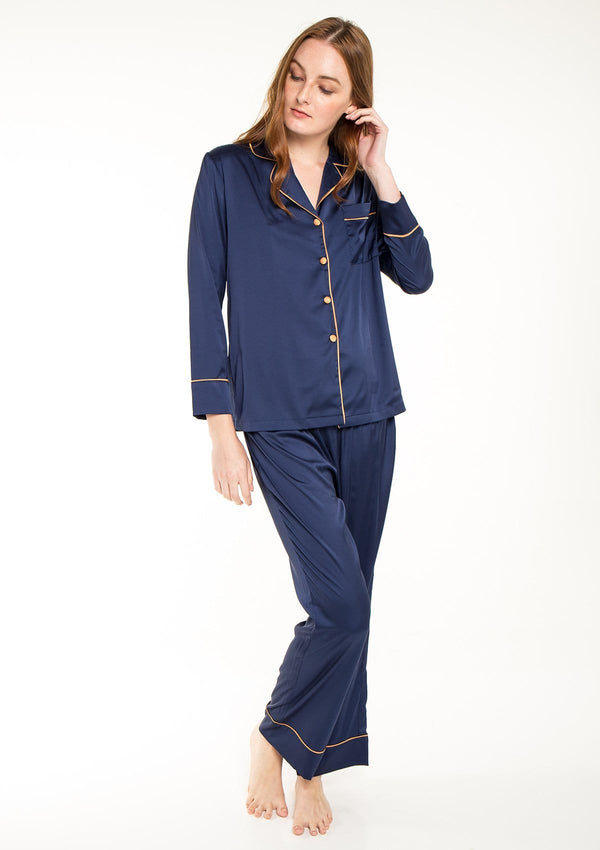 Silk Pyjama Set Naby