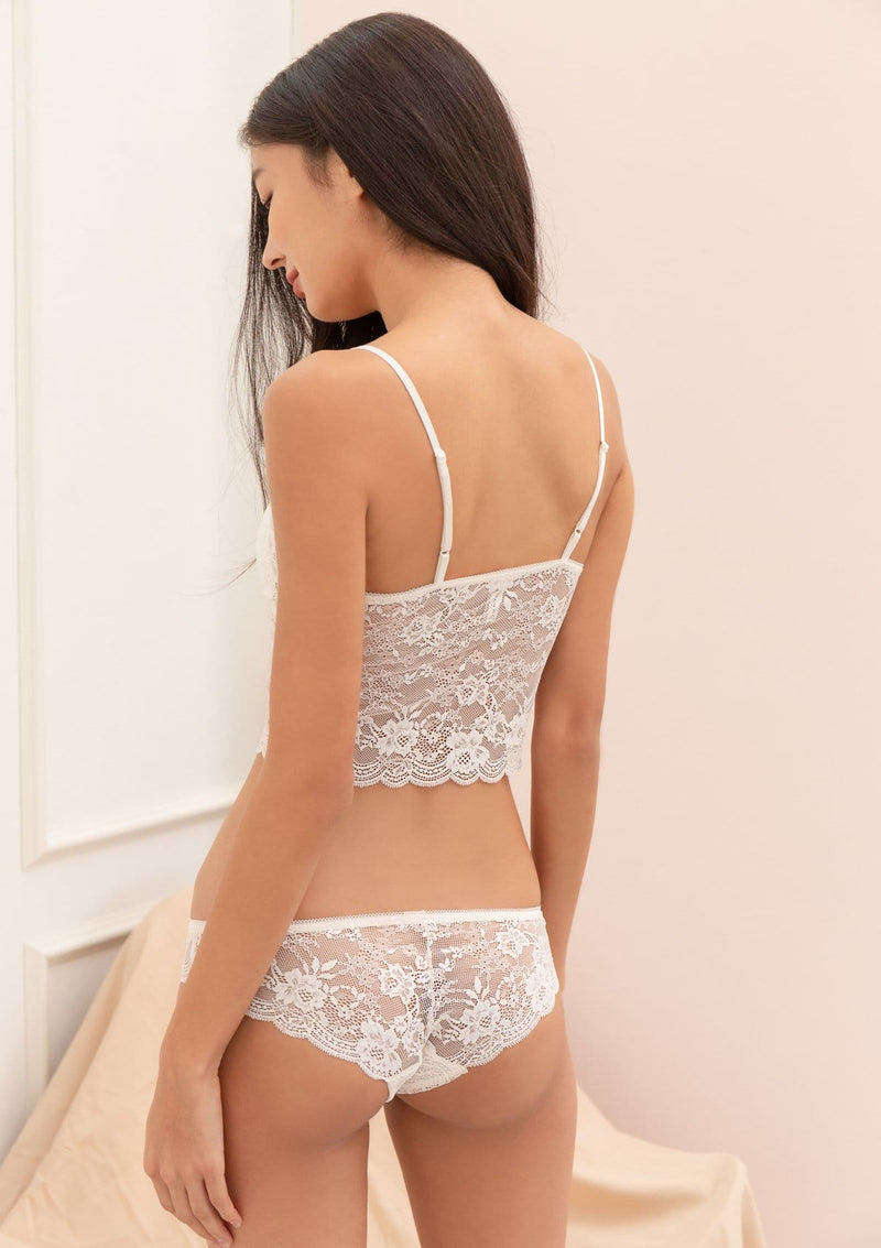 Ivory Blossom Camisole
